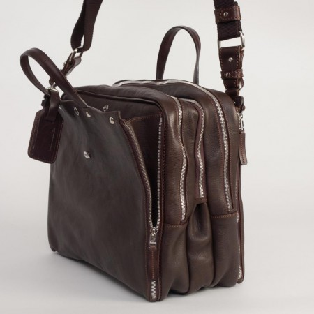 5472UK Multi-Zip Handbag 3