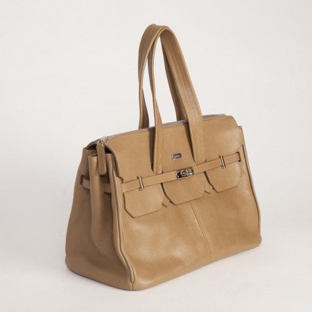 5751UK Leather Shoulder Bag 2