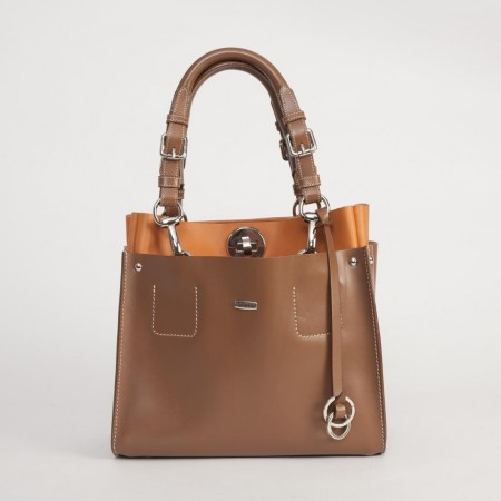 5872UK Double Layered Handbag 1