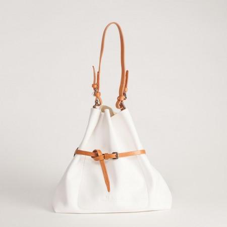 5894EUK Belted Handbag 1