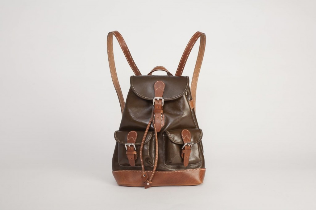 R1UK Leather Backpack 1