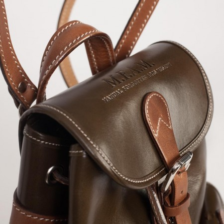 R1UK Leather Backpack 3